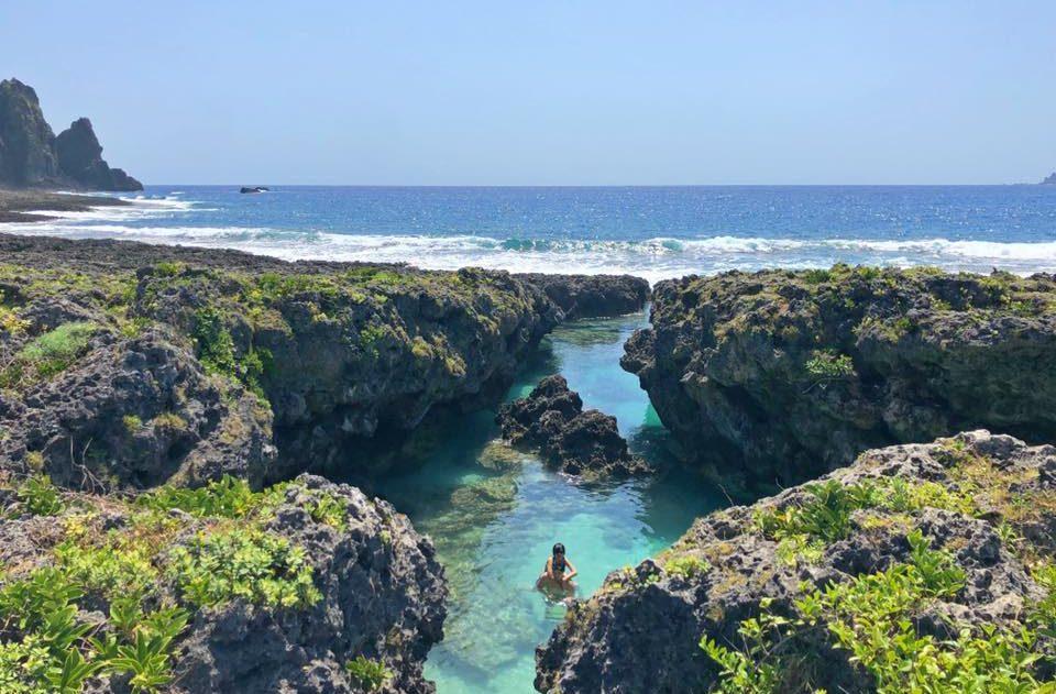 蘭嶼東清秘境