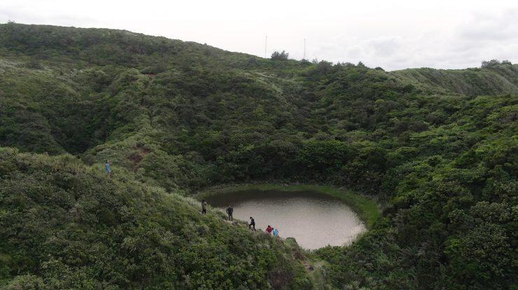 蘭嶼小天池